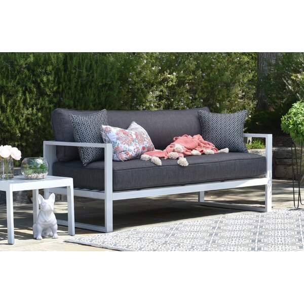 Paloma Sofa with Cushions by Elle Decor