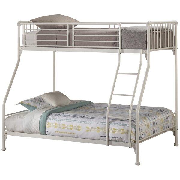 Julia Twin Over Full Standard Bunk Bed by Harriet Bee