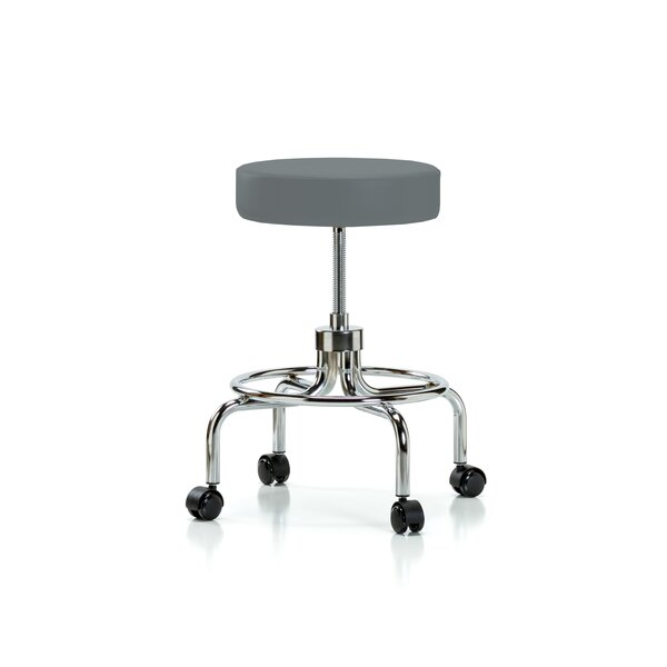 Height Adjustable Exam Stool by Perch Chairs & Stools