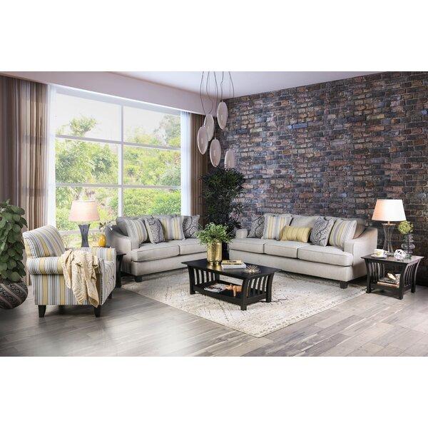 Ranson Chenille Living Room Set by Charlton Home