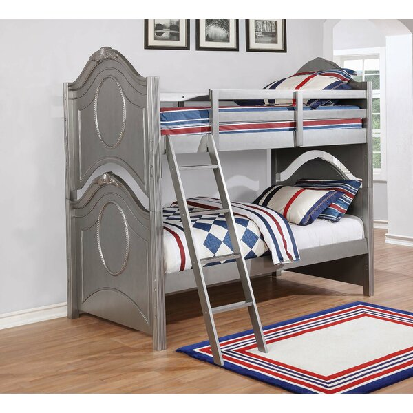 Kirkby Bunk Bed by Harriet Bee