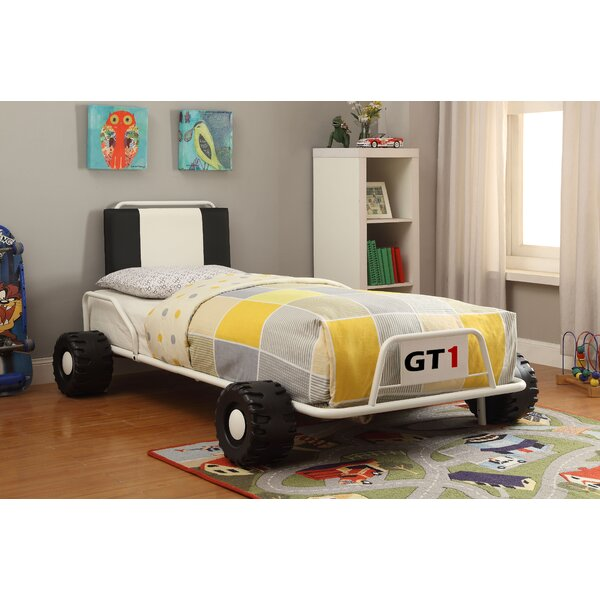Alberta Twin Car Bed by Zoomie Kids