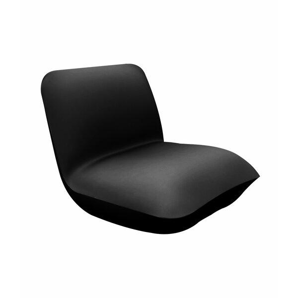 Pillow Patio Chair by Vondom