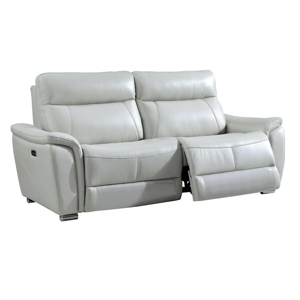 Smith-Ehrlich Reclining Sofa by Orren Ellis