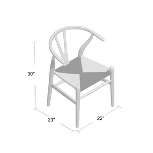 Modern White Dining Chairs | AllModern
