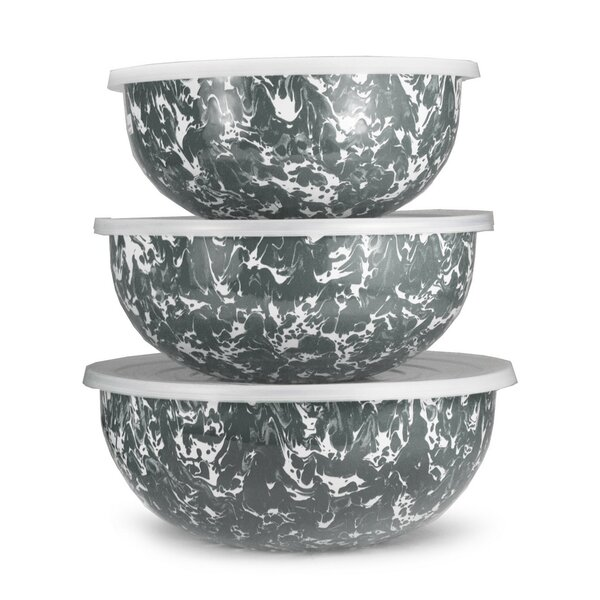 Gauna 3 Piece Mixing Bowl Set by Ivy Bronx