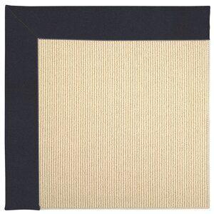 Zoe Machine Tufted Dark Navy Indoor/Outdoor Area Rug