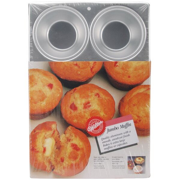 Jumbo Muffin Pan by Wilton