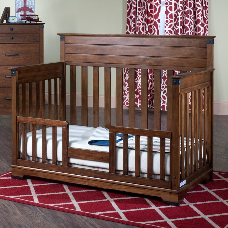 Child craft child craft toddler bed rail reviews for Kids craft bed