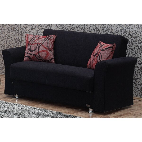 In Style Utah Chesterfield Loveseat by Beyan Signature by Beyan Signature