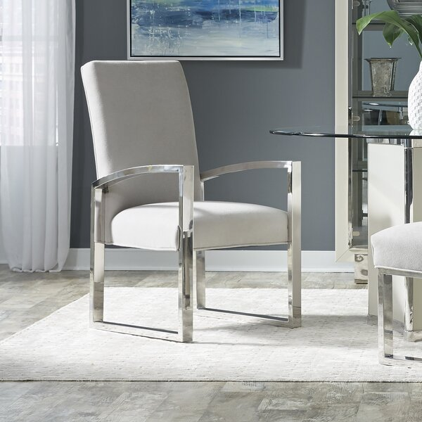 Amazing Redick Upholstered Dining Chair (Set Of 2) By Rosdorf Park Wonderful