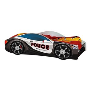 Grieco Kid Cop Police Twin Car Bed