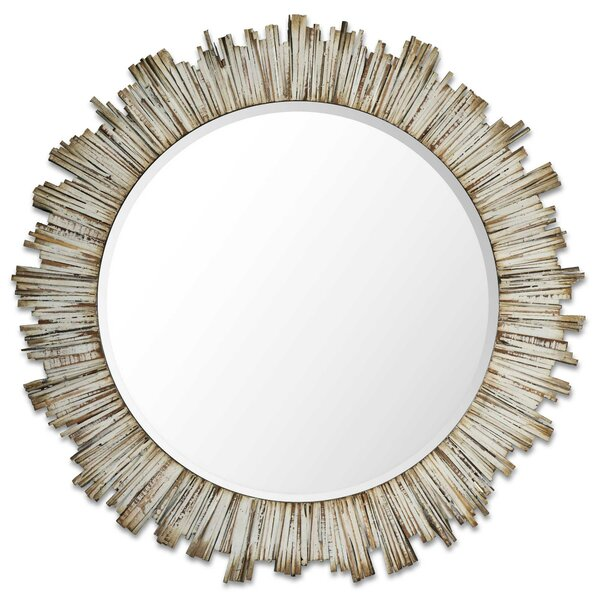 Yum Accent Mirror by Brayden Studio