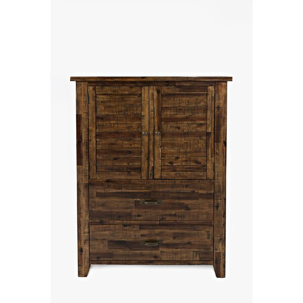 Abernethy 2 Drawer Accent Chest by Gracie Oaks