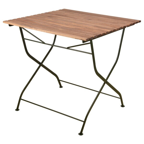 Oritz Folding Bistro Table by Highland Dunes