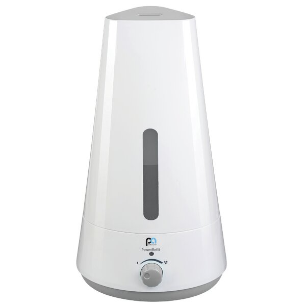 0.4 Gal. Cool Mist Ultrasonic Tower Humidifier by Perfect Aire