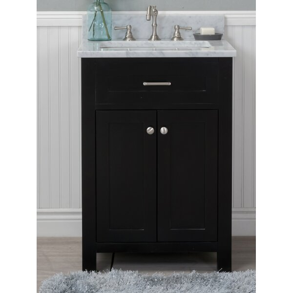 Apostol 24 Single Bathroom Vanity Set by Highland