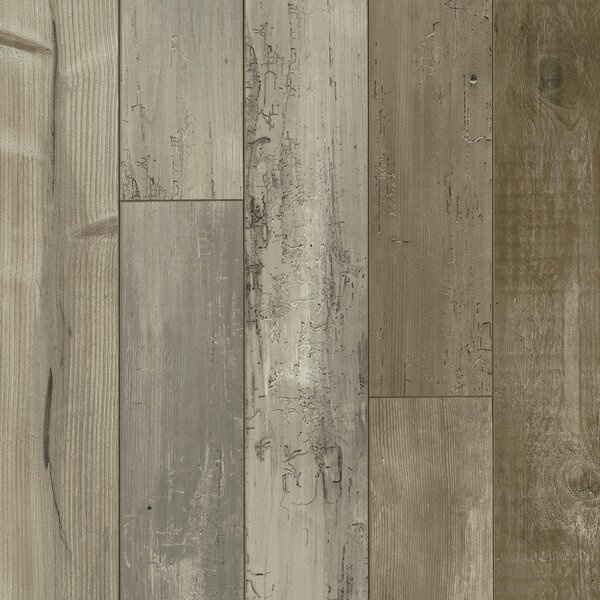 Architectural Remnant Seaside Pine 4.92 x 47.84 x 12mm Luxury Vinyl Laminate Flooring in Dockside by Armstrong Flooring