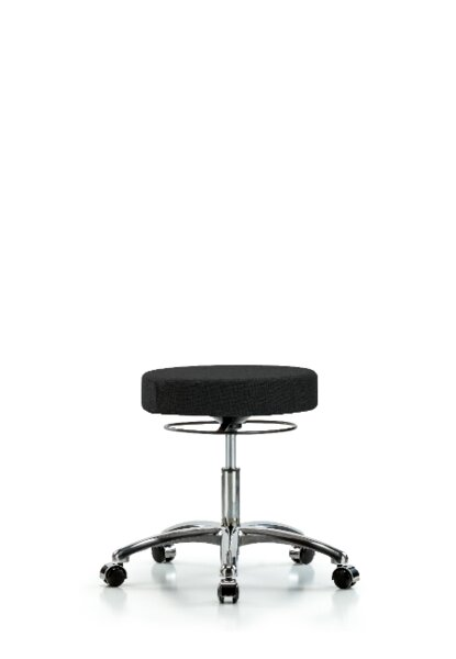 Kianna Desk Height Adjustable Lab Stool by Symple Stuff