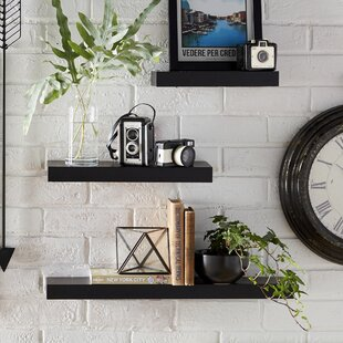 High Quality 3 Piece Wall Shelf Set | Wayfair