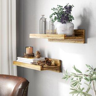 Oconner Wall Shelf Set Of 2