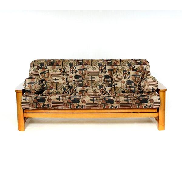 Metro Box Cushion Futon Slipcover by Lifestyle Covers