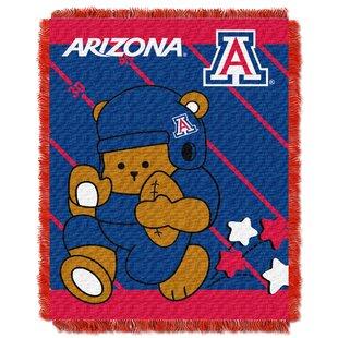 Buying Collegiate Arizona Baby Throw ByNorthwest Co.