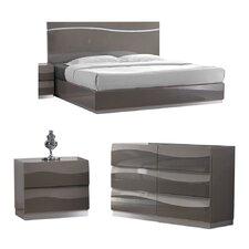 Black Queen Bedroom Sets modern queen bedroom sets | allmodern