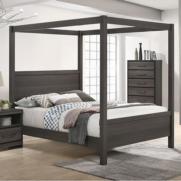 Sharma Canopy Bed by Foundry Select