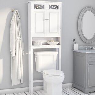 Wondrous Over Toilet Wall Mount Cabinet Wayfair Download Free Architecture Designs Pendunizatbritishbridgeorg