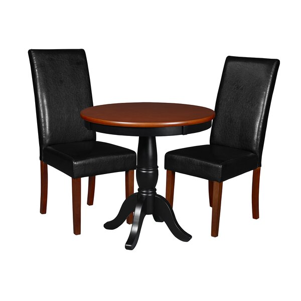 Magaw 3 Piece Dining Set (Set of 3) by Winston Porter