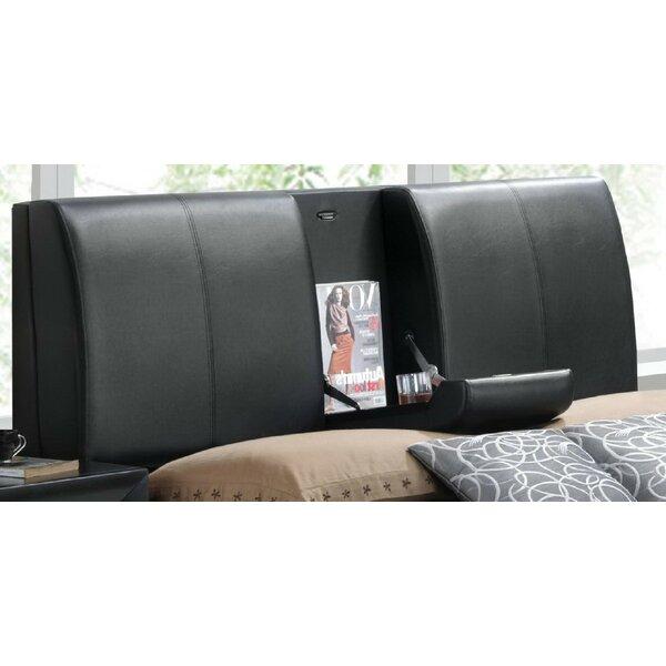 Dickinson Upholstered Storage Standard Bed by Orren Ellis