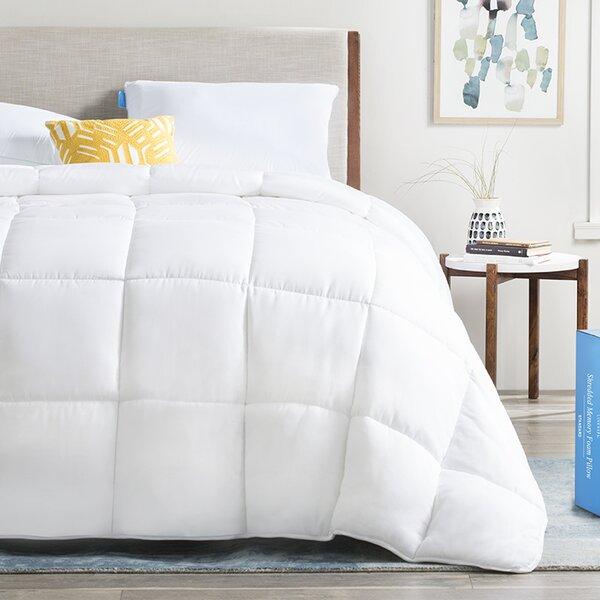 All Season 3 Piece Bedding Set by Alwyn Home