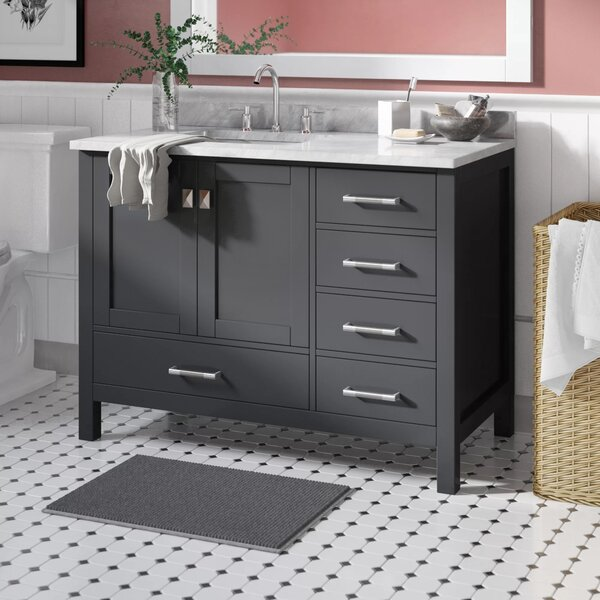 Fritz 42 Single Bathroom Vanity Set by Brayden Studio