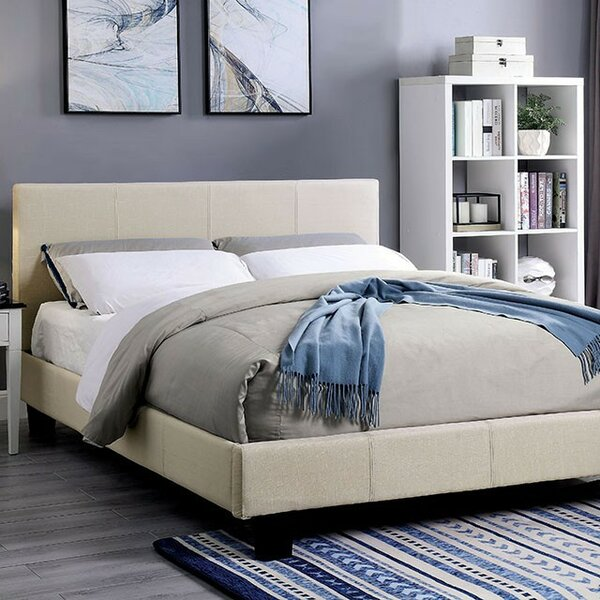 Upson Platform Bed by Ebern Designs