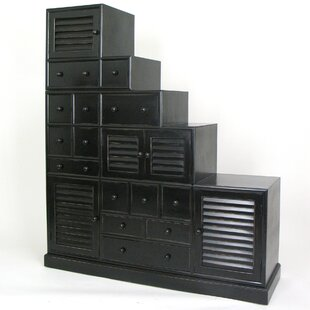 Hallman 5 Step Cabinet