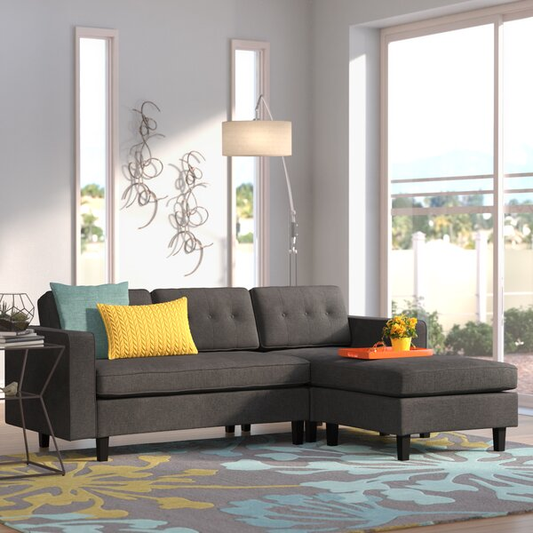 Bay Terrace Sectional by Mercury Row