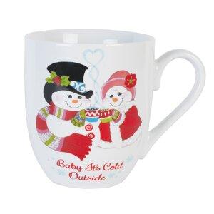 Flurry Folk Coffee Mug (Set of 2)