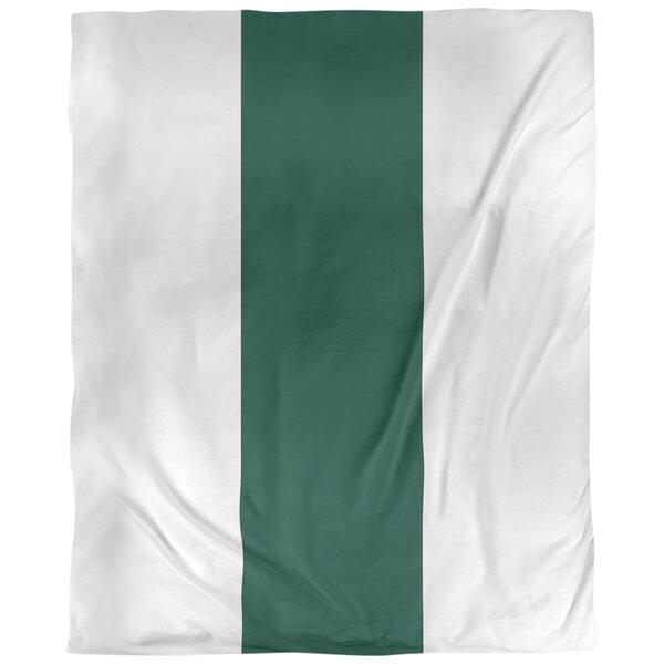 New York Fly Arizona Football Stripes Single Duvet Cover