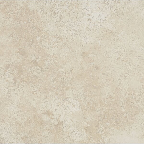 Remington 18 x 18 Ceramic Tile in Alabaster Sands by Itona Tile