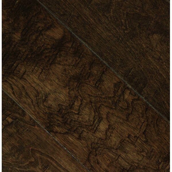 Pioneer 5 Engineered Birch Hardwood Flooring in Bison by Forest Valley Flooring