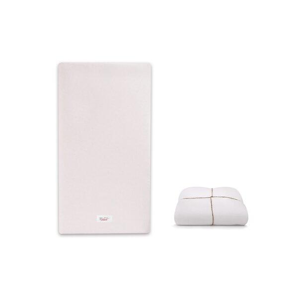 Pure Core 5 Non-Toxic Crib Mattress with Smart Cov