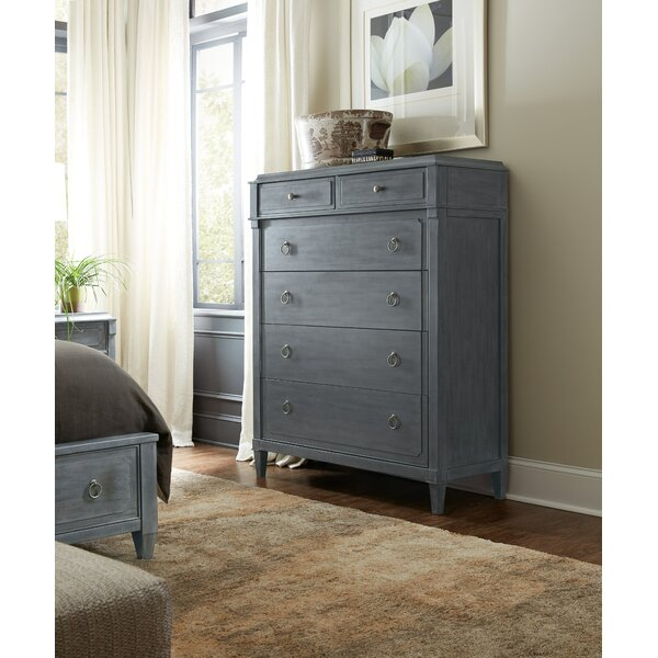 Hamilton 6 Drawer Chest by Hooker Furniture