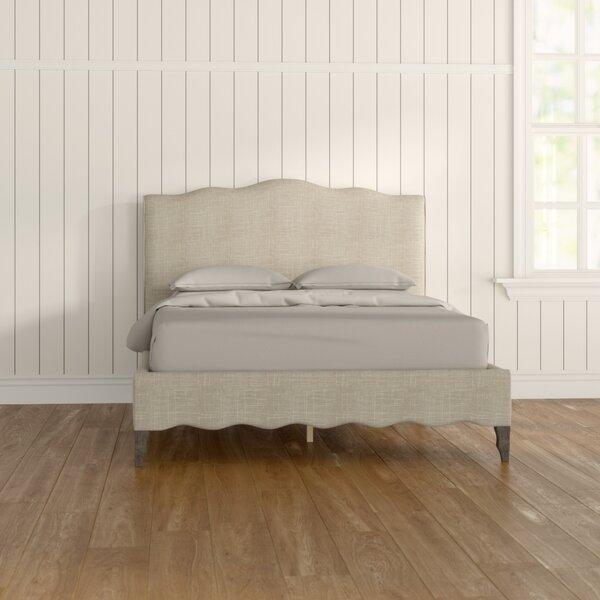 Montcalm Upholstered Platform Bed by Lark Manor