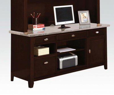 Morris Credenza Desk by A&J Homes Studio