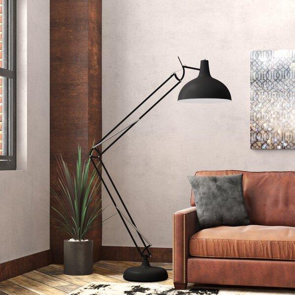 Manassa 73 Task Floor Lamp by Trent Austin Design