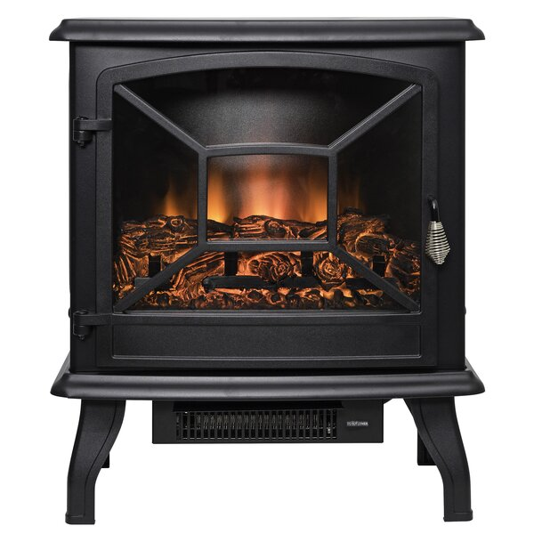 2 Setting Tempered Glass 3D Flames Electric Firepl
