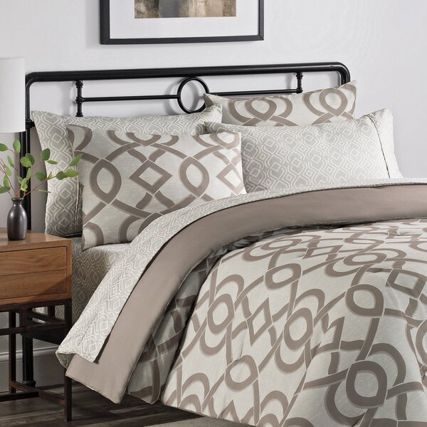 Anise 7 Piece Comforter Set by Simmons