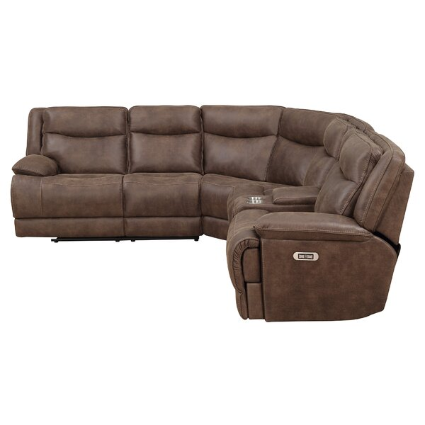 Oscoda Symmetrical Reclining Sectional