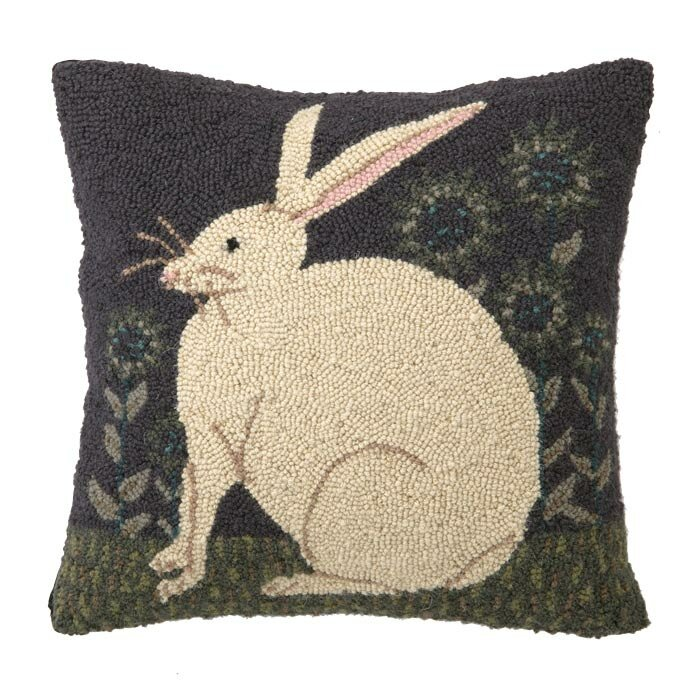 Peking Handicraft Rabbit Pillow u0026 Reviews | Wayfair